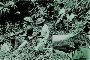 গেরিলা আক্রমণে দক্ষিণাঞ্চলের সূর্যসন্তানরা-