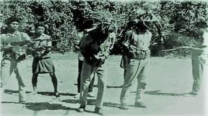 বরিশাল আক্রমণের পর মনজুর বাহিনীর হানাদার বাহিনী প্রতিরোধ