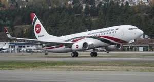 20151118 Biman Bangladesh Airlines YT826 5664 (BNG) 737-800 Exteriors
