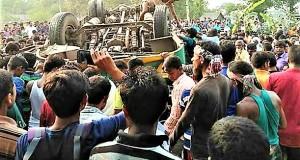 Accident rangpur-www.jatirkhantha.com.bd