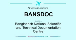 BANSDOC meaning - what does BANSDOC stand for?