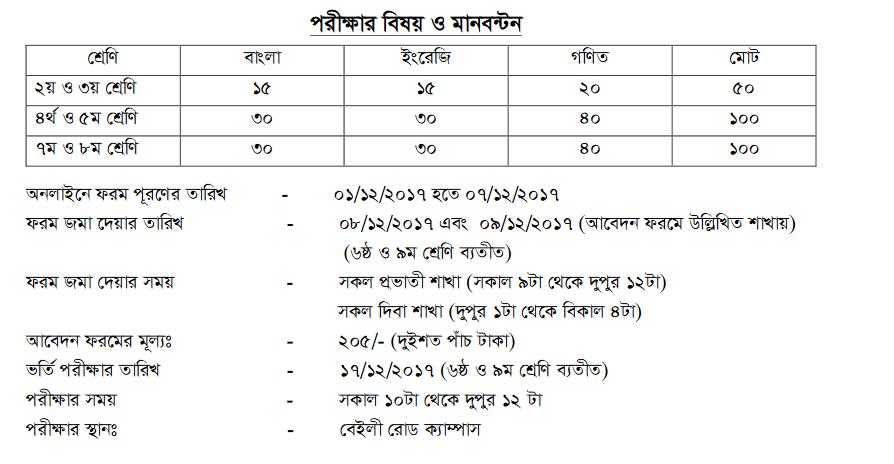 vikarunnesa school-www.jatirkhantha.com.bd