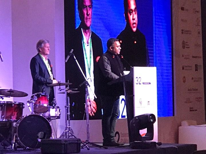AddressingEngr Mehedi Hasan, Chairman of OMICON PUBLISHING HOUSE, The largest international book publishing house in Bangladesh, CEO and Managing Editor of Banglaprakash